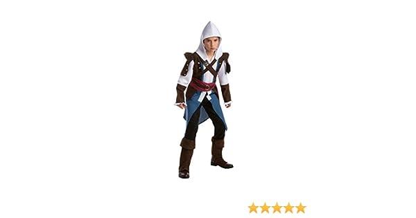 Disfraz Edward clásico Assassins creed Adolescente 12-14 años ...