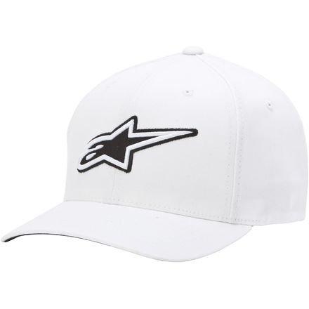 ALPINESTARS Hat Corporate White S / M Small/Medium