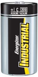 Energizer EN93-CS C 1.5volt 72/Pk Energizer Ind Batteries by Energizer