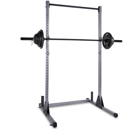 CAP Strength Power Rack with 210 lb Weight Set by CAP Strength