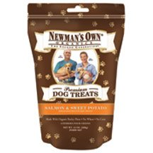 Newmans Own Dog Treat Slmn Swt Pto