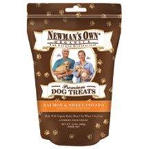 Newmans Own Dog Treat Slmn Swt Pto