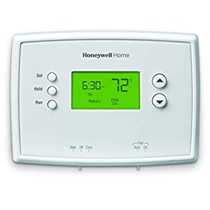 Honeywell Home RTH2300B1038 5-2 Day Programmable Thermostat