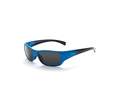 Bolle Crown Jr Sunglasses Blue Fade, Smoke