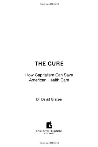 Cure Capitalism Save American Health product image