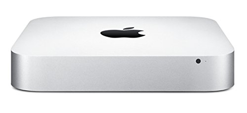 Apple Mac mini, 2.8GHz Intel Core i5 Dual Core, 8GB RAM, 1TB Fusion Drive, Mac OS, Silver, MGEQ2LL/A (Newest Version)