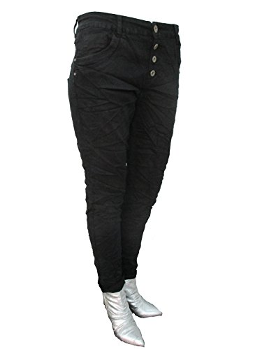 Karostar by Boyfriend Profond Lexxury Noir Jeans Femme ffqrCw4
