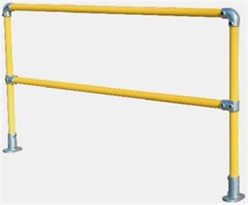 10' Kit-1 Rail, 1 Base, 2 Locking Pins