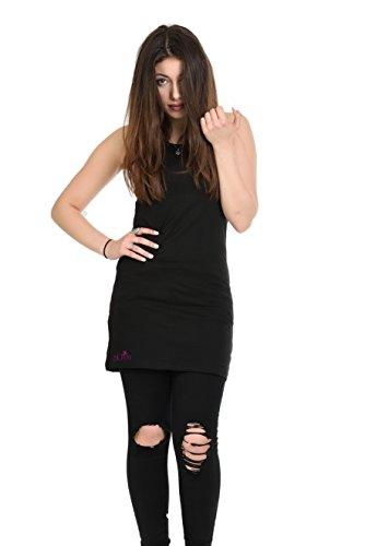 3elfen Vestido Chica Gris Chica Correa ArwTTX0xq8