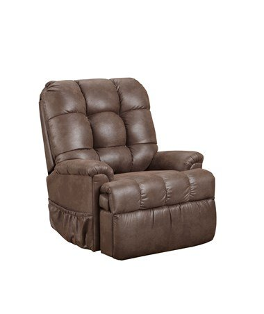 Med Lift 5555 Full Sleeper Lift Chair - Godiva (curbside (Full Sleeper Lift Chair)