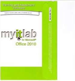 myitlab without Pearson eText -- Access Code -- for GO! Office 2010