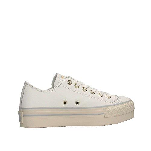 Platform Okse Kvinde Cta'er Sneakers Converse Hvid qPxXw5vCB