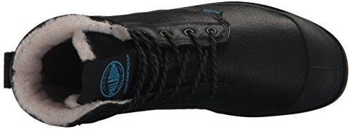 Sport Mixte black Wps Cuff 001 Palladium Adulte Noir Boots Desert Pampa RYw5qz