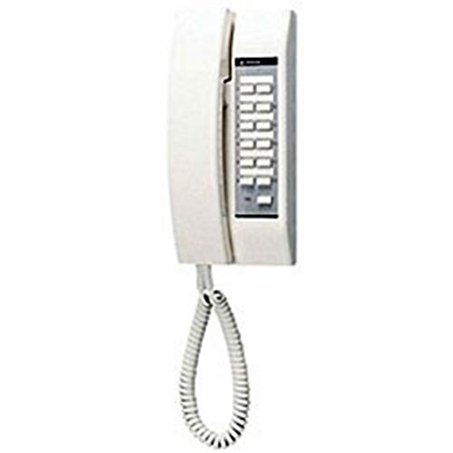 Master Handset Call - Aiphone 12-Call Handset Master W/ LED & Tone Off Switch, Part# TD-12HL