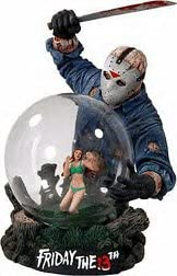 Friday the 13th Jason Voorhees Snow Globe