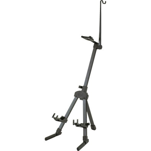 K&M Stands 15530.000.55 Violin Stand - Black by K&M Stands (Image #1)