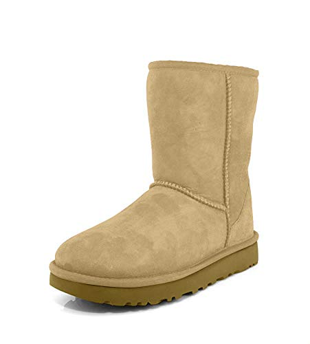 sand colored boots - 1