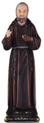 Woodington's Florentine Collection Saint Padre Pio 5 Inch Statue