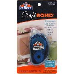 (Elmer's Glue Bulk Buy High Tack Dot Runner .31 inch x 315 inch Permanent (3-Pack))