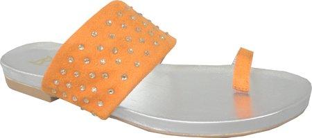 Bellini Kvinners Baku Komfort Stropp Mote Sandaler Mandarin