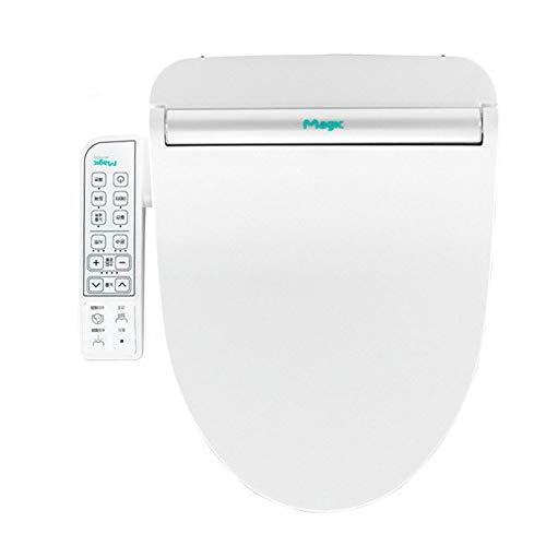 SK MAGIC Toilet Bidet Toilet Seat 220V Warm Water,Water Proo
