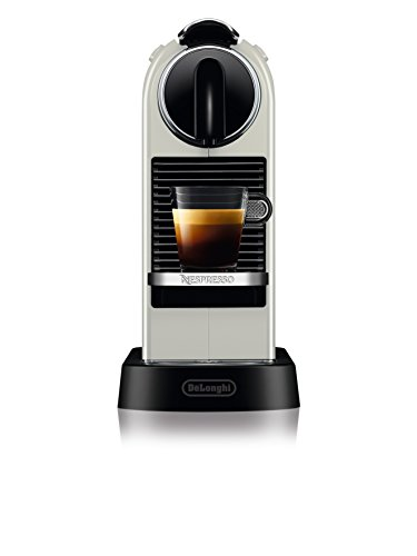 Nespresso CitiZ Espresso Machine by De'Longhi, White
