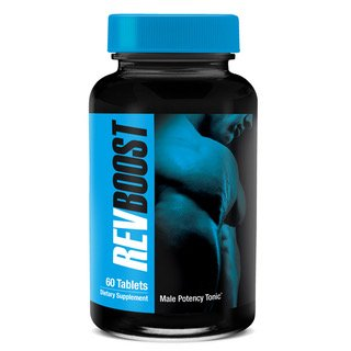 Rev Boost-Natural Testosterone Booster (60 Serving)