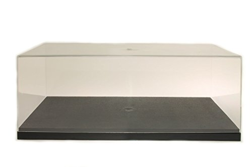 Collectors ShowCase Plastic Display Case for 1:18 scale diecast car models - 2380