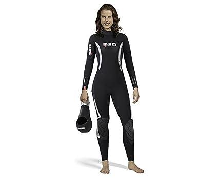 Mares Monosuit Pioneer 7 mm She Dives - Traje de Buceo para ...