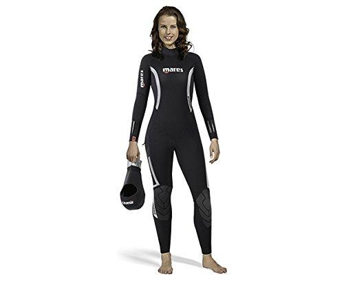 Mares Monosuit Pioneer 7 mm She Dives - Traje de Buceo para Mujer ...