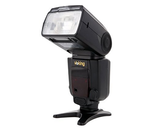 Speedlite Flash with Large LCD Panel Specially for Canon EOS Rebel T1i T2i T3 T3i T4i T5i EOS 7d & EOS 60d Digital SLR Camerasの商品画像