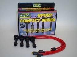 Taylor / Vertex 77232 RED SPIRO PRO PLUG WIRES
