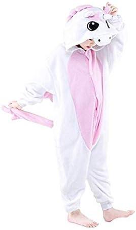 Disfraz de pijama unicornio polar para bebé talla 140 cm ...