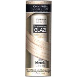 John Frieda Sheer Blonde Luminous Color Glaze