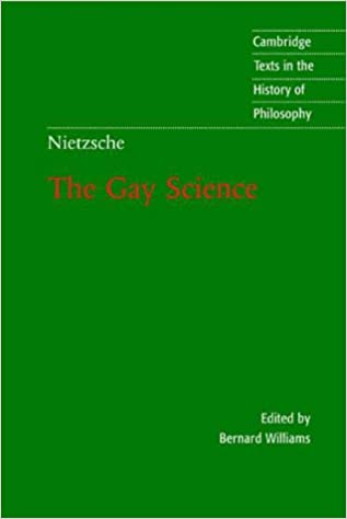 Nietzsche: The Gay Science: With a Prelude in German Rhymes