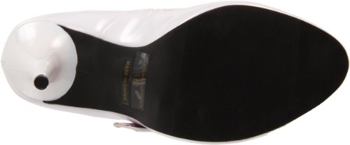 Bomba de mujer Blanco Zapatos Ellie 469 la ladyjane xPaw8BgnFz