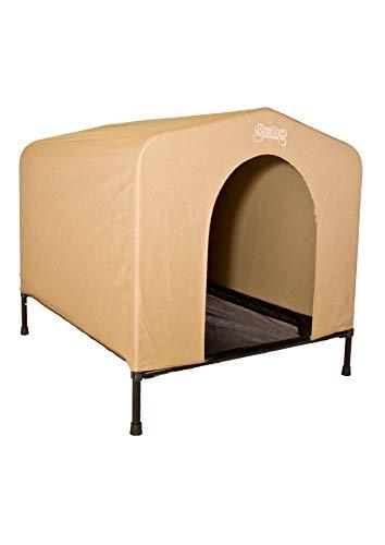 HOUND HOUSE Kennel Dog DEN Medium (XHHDDM)