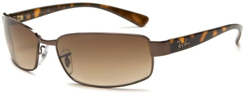 Ray-Ban Men's RB3364 Metal Sunglasses