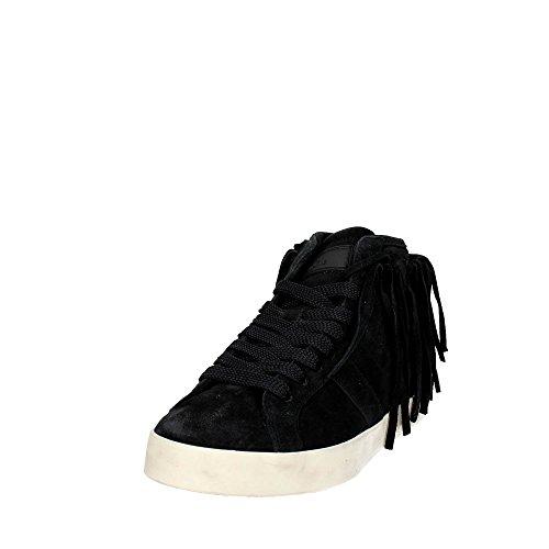 t D Sneakers 30i High Haute e Hill Femme Noir a 5q1wxSq6