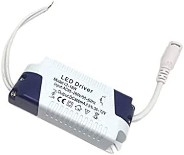 LED Driver Electronic Transformer 3W-50W Power Supply 300mA Constant Current LED Driver 8W - 12W