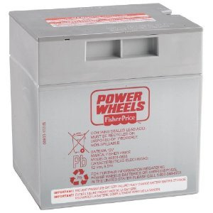 Power-Wheels-12-Volt-Rechargeable-Battery