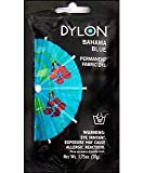 Dylon 87079 Permanent Fabric Dye, Bahama