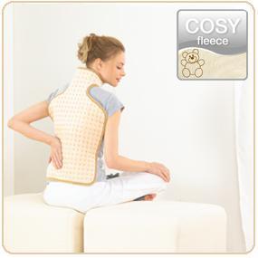 beurer hk 58 cosy r cken nacken heizkissen drogerie k rperpflege. Black Bedroom Furniture Sets. Home Design Ideas