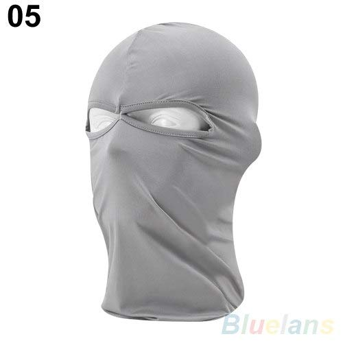 Full Face Protect Mask - Unisex Outdoor Motorcycle Full Face Mask Lycra Balaclava Ski Neck Protection - Mask Face Mask Mask Halloween Face Mask Mask Masks Full Face Joke Mask -