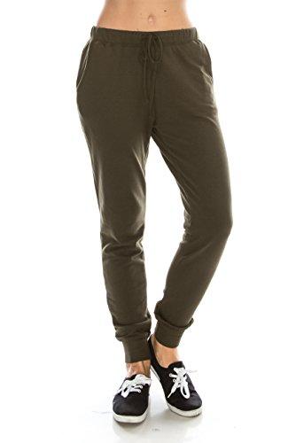 Womens Active Drawstring Pants - 8