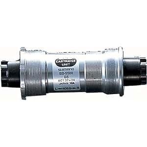 Shimano 105 BB - 5500 Pédalier 68 x 109 Mm 68-118 Mm argenté