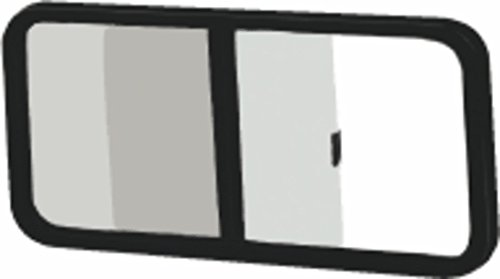 C.R. LAURENCE VW8406 CRL Universal Non-Contoured Horizontal Sliding Window 41-1/4