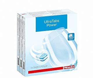 - Miele Dishwasher Tabs - 20 per box 3X20(60 count)