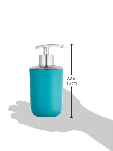 Verde Wenko Dosificador de jab/ón Brasil Petrol