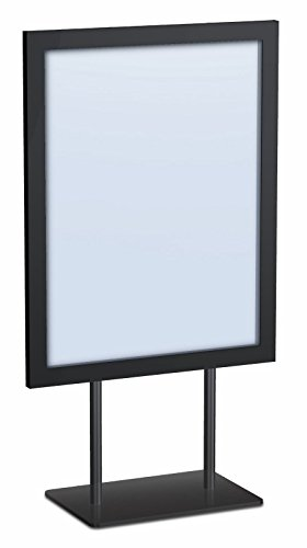 """UPC 720189821875, Tabletop (Countertop) Sign Stand Holder, 8.5"""" x 11"""" Vertical"""